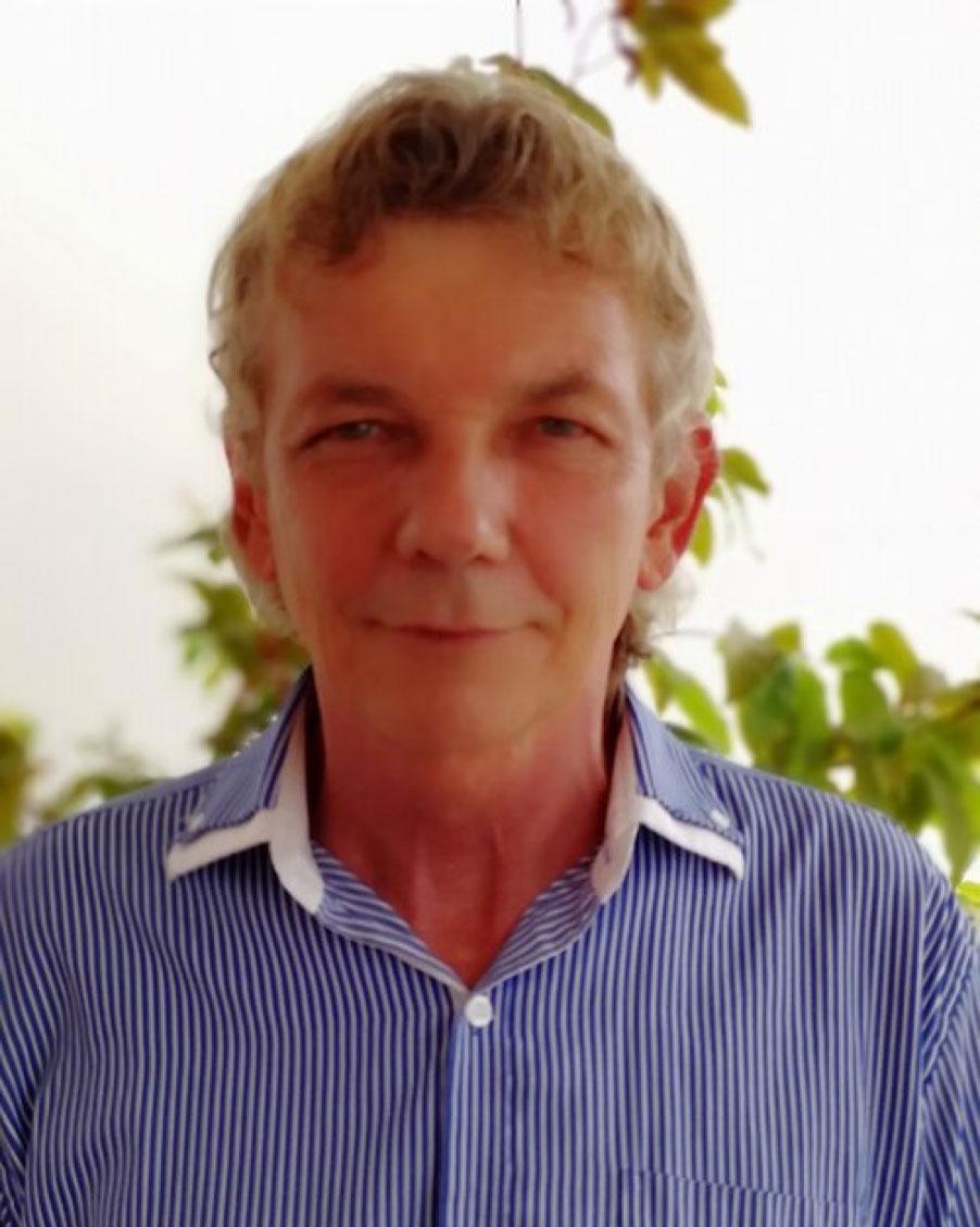 PAUL STUART, Music Teacher at SIS International School in Dhaka, Bangladesh.