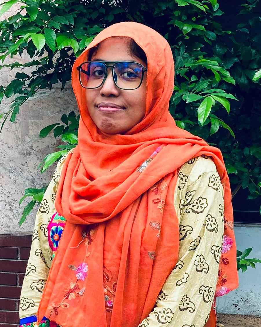 Rokshana Talukdar